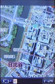 モバイル地図