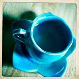 モーニング茶。