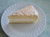 Italian Mascapone Cheese Cake