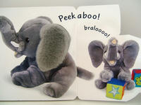 Peekaboo Elephant 2