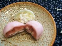 もちクリーム 桜・りんご