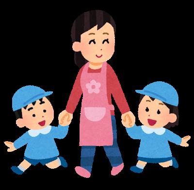 悩みすぎのうつ病保育士に転職・再就職をおすすめする3つの理由!保育士と子供