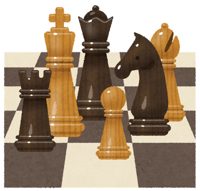 彼氏ができない保育士が見るチェス