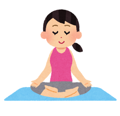 貧乳保育士のための恋愛講座 ヨガ瞑想