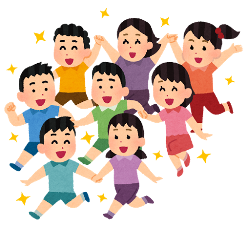 保育士のうつ・悩み・ストレス・ノイローゼ一発解決!NLP編 可愛い子供たち