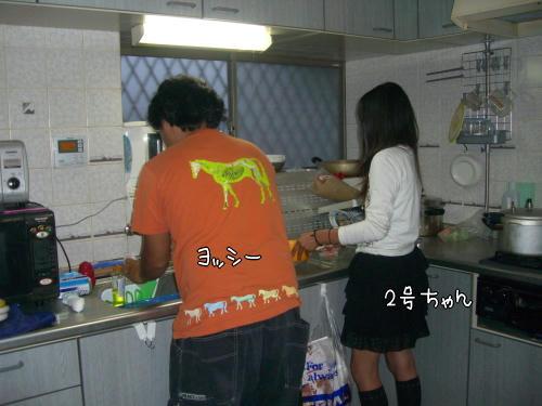 料理の鉄人達(* ̄m ̄)
