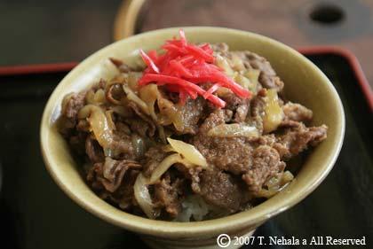 伊江牛の牛丼