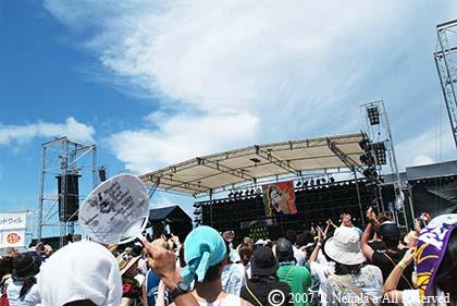 宮古島ロックフェステバル2007