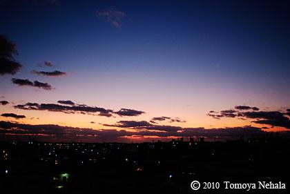 Morning glow 1.27