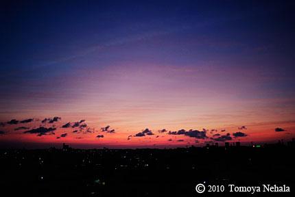 Morning glow 2.21