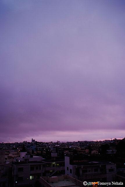 Morning glow 3.05
