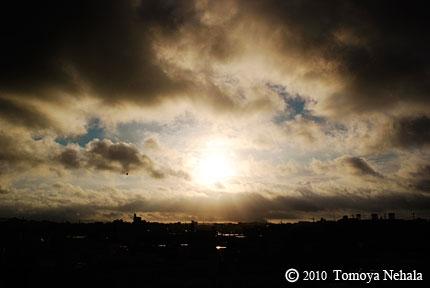 Morning glow 3.06