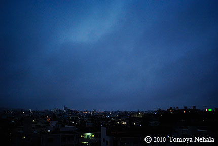 Morning glow 3.08