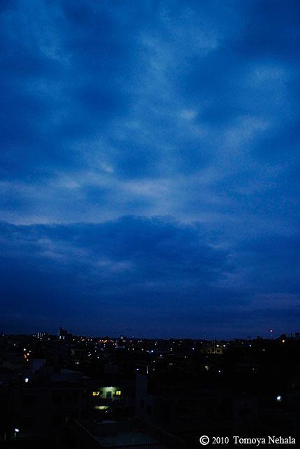 Morning glow 3.09