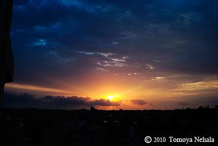 Morning glow 3.14