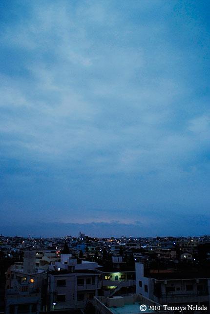 Morning glow 3.17