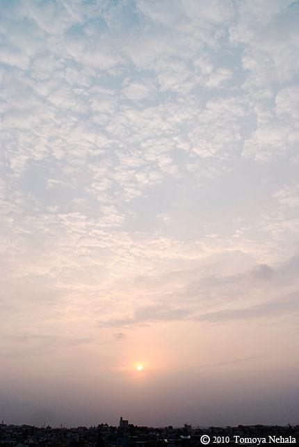 Morning glow 3.26