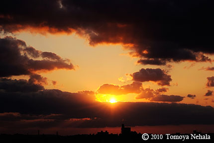 Morning glow 3.30