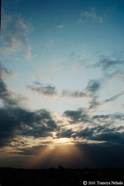 Morning glow 3.31