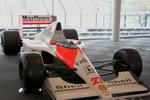 MP4/5B #27 Ayrton Senna