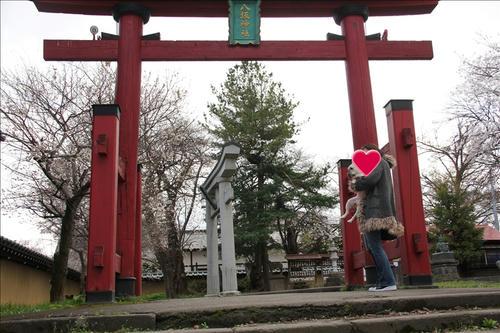 八坂神社です