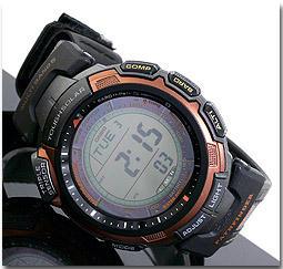 カシオ PROTREK 電波ソーラー 腕時計 PAW-1300B-4