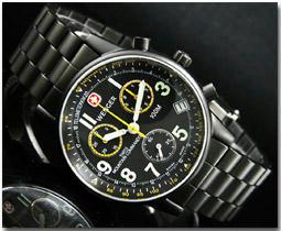 ウェンガー WENGER 腕時計 コマンド クロノグラフ 70705