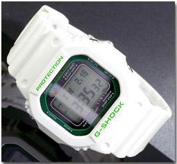 カシオ Gショック 腕時計 タフソーラー G5600GR-7