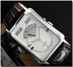 D&G ドルチェ&ガッバーナ 腕時計 シークエスト DW0125