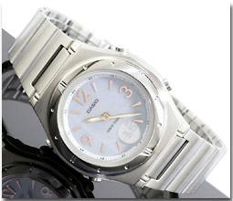 カシオ CASIO 腕時計 マルチバンド5 電波 ソーラー LWA-M140D-7AJF