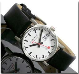 モンディーン MONDAINE 腕時計 レディース A669.30305.11SBB