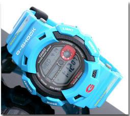 カシオ Gショック CASIO 腕時計 ガルフマン G9100BL-2