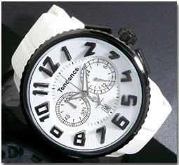 TENDENCE テンデンス Round Gulliver Chrono 腕時計 02046017