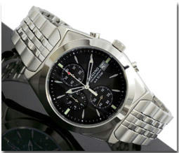 シチズン CITIZEN レグノ 腕時計 クロノグラフ RS25-0394A