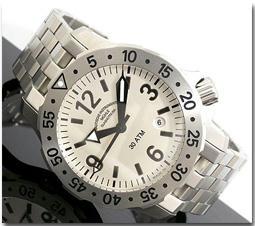ミューレ グラスヒュッテ 腕時計