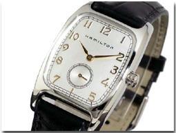 ハミルトン ボルトン 腕時計 レディース H13411753