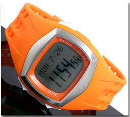 SOLUS ソーラス 腕時計 デジタル 心拍計測機能付き 01-100-06