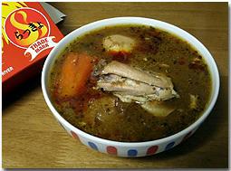 らっきょ スープカレー レトルト 札幌