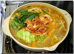 キムチ鍋 ダイエット