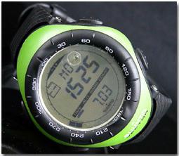 スント SUUNTO ヴェクター VECTOR 腕時計 ライム SS010600M10