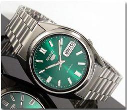セイコー 5 SEIKO ファイブ 腕時計 自動巻き SNX447K