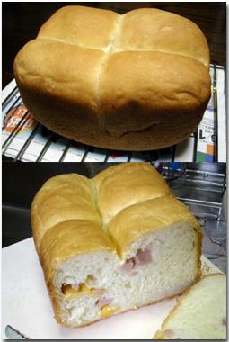 手作りパン ホームベーカリー