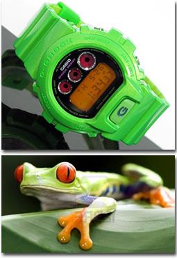 カシオ Gショック CASIO 腕時計 DW6900NB-3
