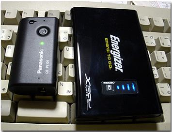 モバイルバッテリー Energizer XP4000C  QE-PL101-K