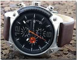 ディーゼル DIESEL 腕時計 メンズ クロノグラフ DZ4204
