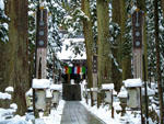 高野山 奥之院 燈籠堂