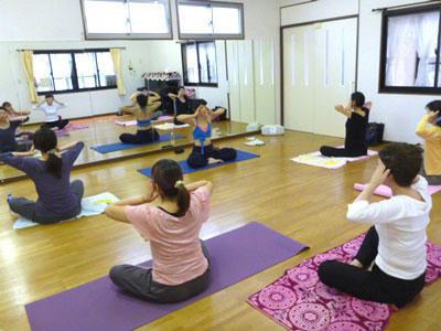 タイヨガルーシー山科教室