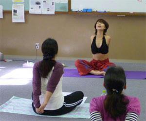 タイヨガルーシー竹田教室 Misa