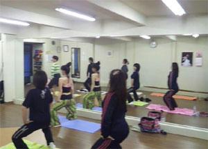 タイヨガルーシー丹波橋第2教室