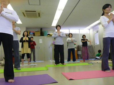 タイヨガルーシー長岡教室